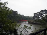 雄島への道