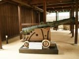 青銅製大砲