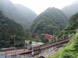 黒部峡谷トロッコ列車